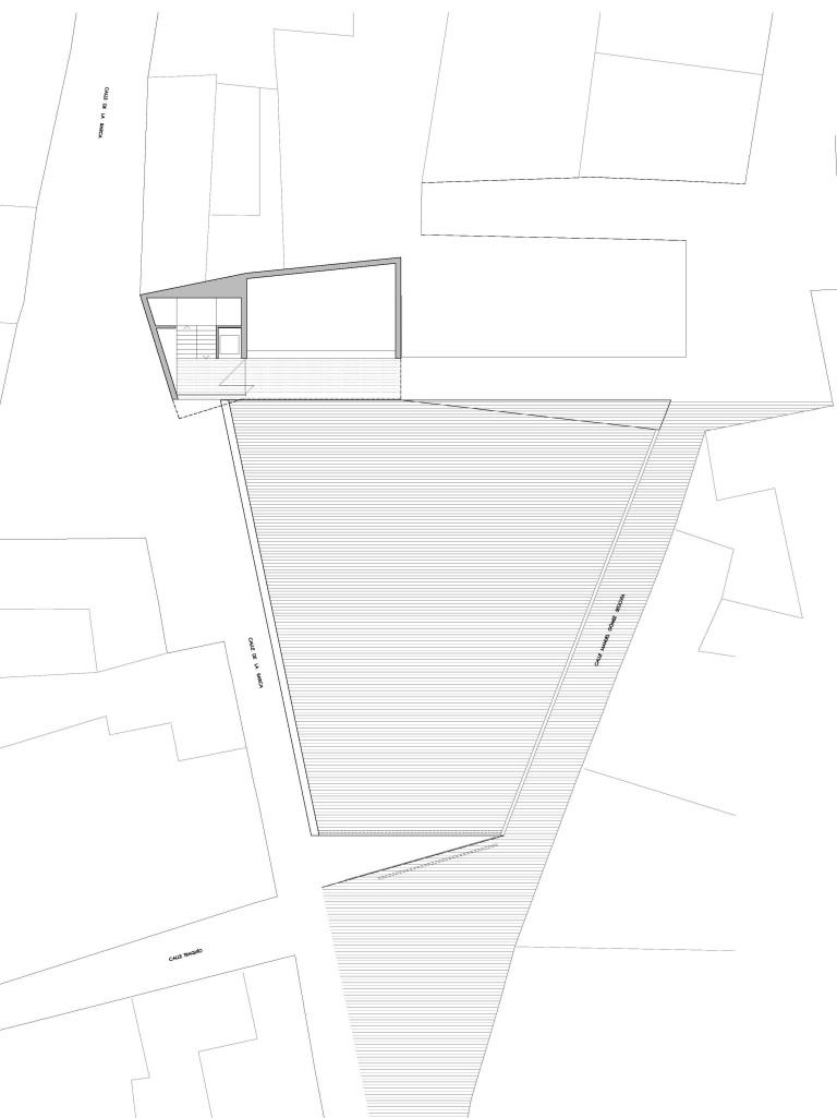 pl05_ordenacion general_planta aparcamiento exterior (p. baja)